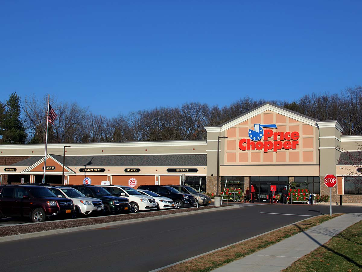 a Photograph of Kimberly Square Price Chopper Plaza