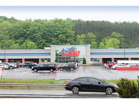 a Photograph of Montrose Price Chopper Plaza